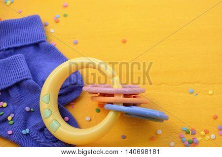 Baby Shower Nursery Background