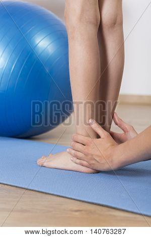Fixing Flat Feet
