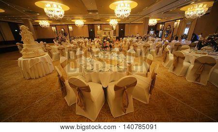 This is the wedding hall capture of srilankan wedding .