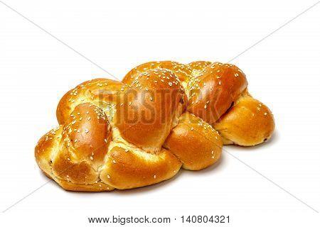 One Brided Shabbat Challah