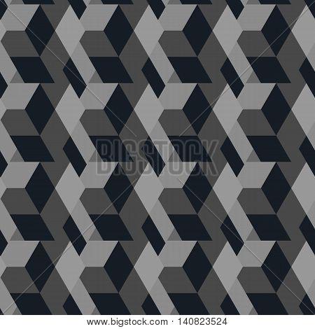 Seamless geometric pattern. Vector repeating texture. Geometric simple print.