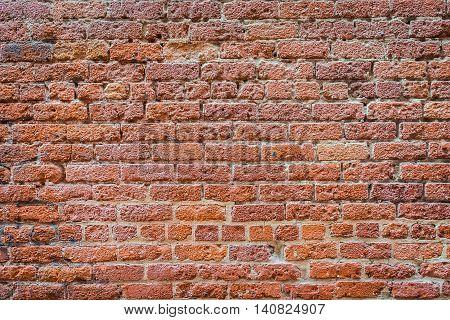 Flat Brick Wall