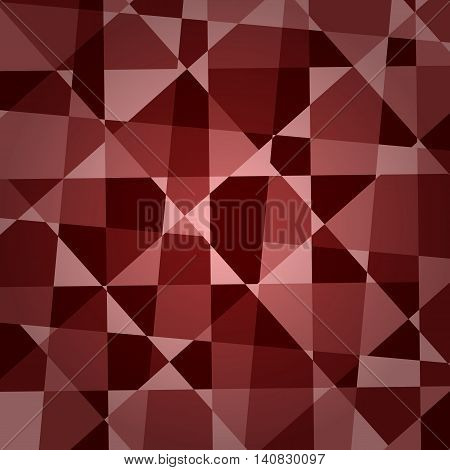 Fragment of an abstract maroon background stock vector