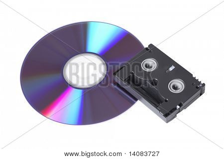 DVD and Tape