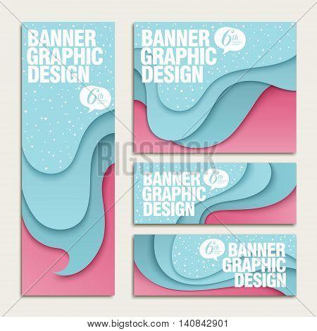 Creative Banner Template