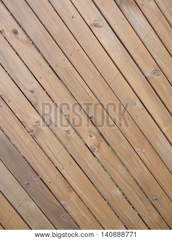 Timber slat background dramatic angled up right Melbourne 2016