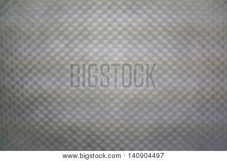 Very blur focus black squre dots pattern background