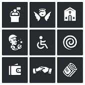 Preaching, Spirit, Chapel, Man, Patient, Influence, Wallet, Hands, Alms poster