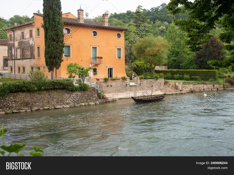 Borghetto Sul Mincio Image & Photo (Free Trial)   Bigstock