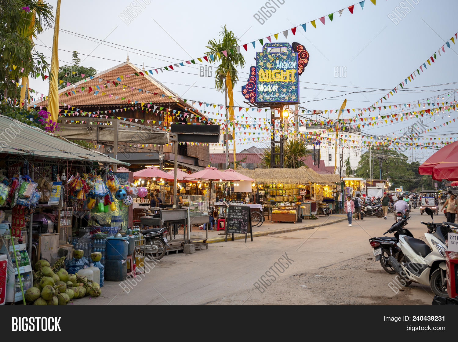 Siem Reap, Cambodia - Image & Photo (Free Trial) | Bigstock