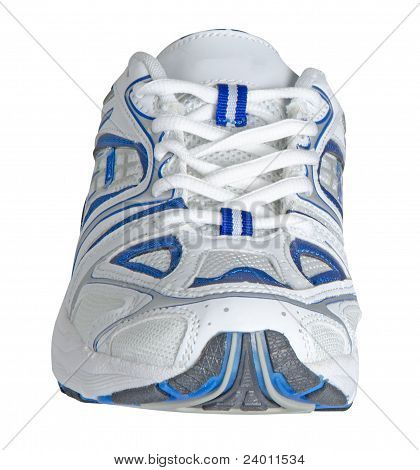 Sneaker Isolated On White Background