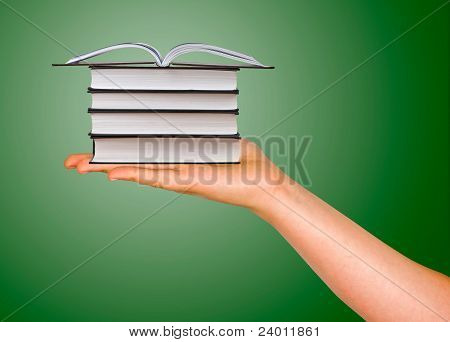 Books In Hand