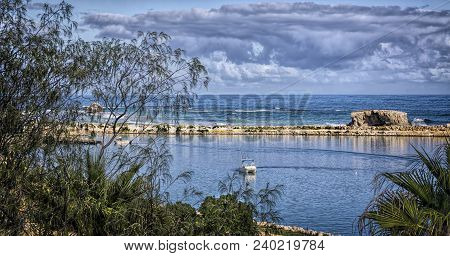 Part Of The Marina At Two Rocks North Of Perth Western Australia