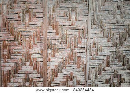 Bamboo Wall Koh Klang Island