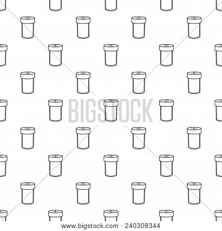 Salt Shaker Pattern Vector Seamless Repeating For Any Web Design