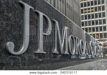 Jp Morgan Chase - New York City