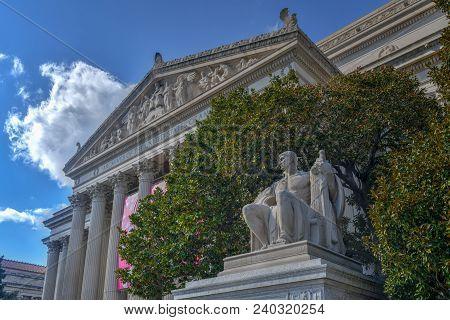 National Archives - Washington, Dc