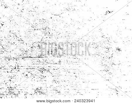 Grunge Texture In Black And White. Vector Background. Distress Vector Texture.texture Over Any Objec