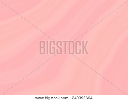 Millennial Pink Ombre Gradient Wavy Background Pastel Rose Gold Minimal Pattern Soft Tender Blurred