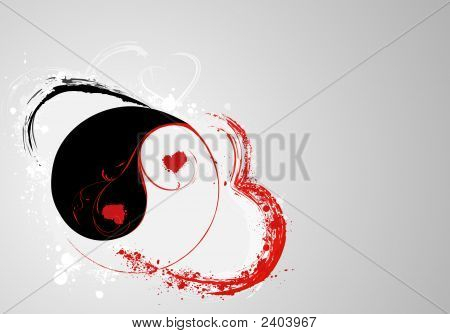 Svalentines  Yin And Yang