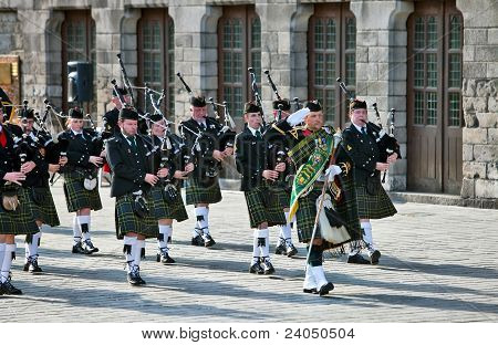 Pipes Band