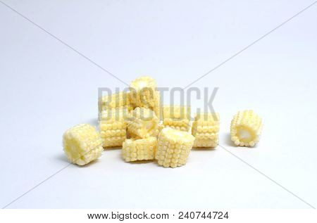 Baby Cornis Vegetable Organic Food Ingredients Can Be Used For Cooking.