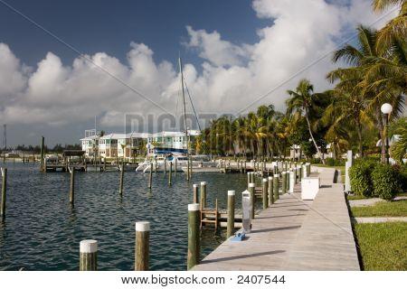 Marina Footpath