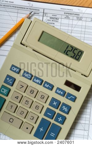 Business Accounting Items