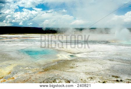 Sulphur Fields