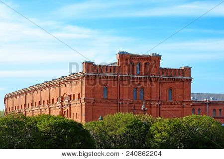 Architecture Of Historical Buildings, Pre-revolutionary Buildings In St. Petersburg