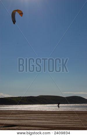 Sand Surfer