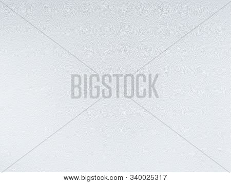 Texture Of Pvc Sheet, White Color Backdrop Background
