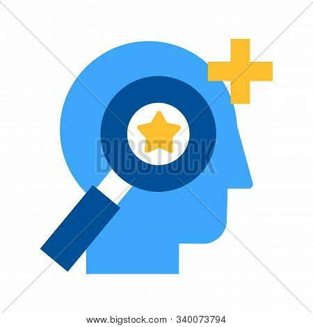 Personnel Selection And Recruitment Flat Vector Icon