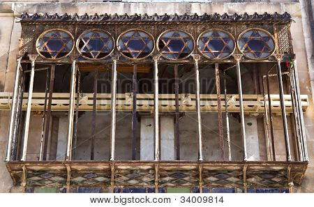 Salamanca Balcony