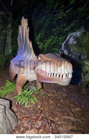 Permian animal, Dimetrodon