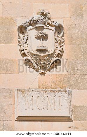 Clocktower. Melpignano. Puglia. Italy.