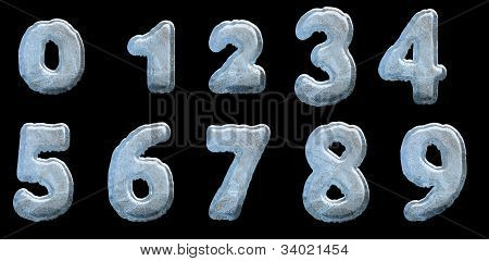 Set Of Ice Numbers