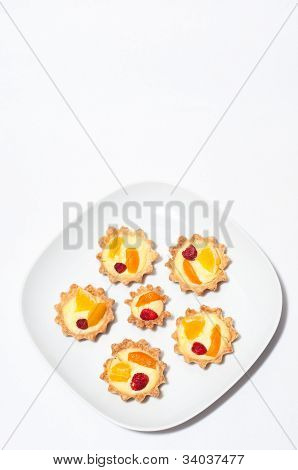Delicious Cream Tart