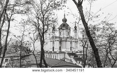 Andreevsky Descent In Kiev