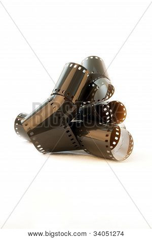 Photography Filmstrip Roll