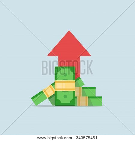 Income Increase,high Return On Investment, Revenue Growth, Interest Rate, Loan Installment, Credit M
