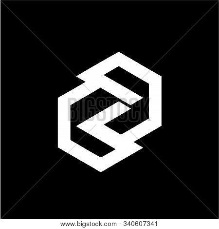 Simple Cg, Eg, Gg, Gsg, Csg Initials Company Vector Logo And Icon