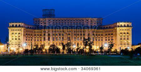Bucharest, Parliament Palace