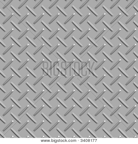 Diamond Pattern Long