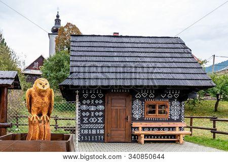 Cicmany Village Slovakia