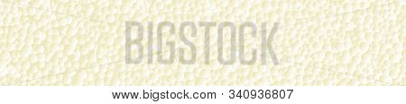 Bubbles And Froth On A Fizzy Drink As A Web Banner Background