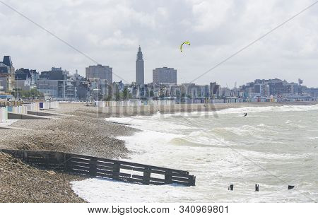 Le Havre, Normandy, France