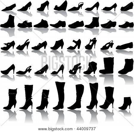 Ector Boots (man , Women)