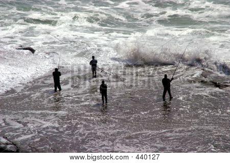 Surge Fishing