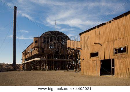 Abandoned City - Santa Laura And Humberstone